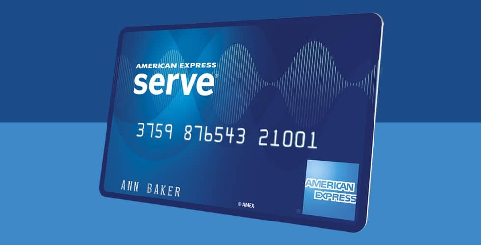 American Express Serve Prepaid AMEX Card Review